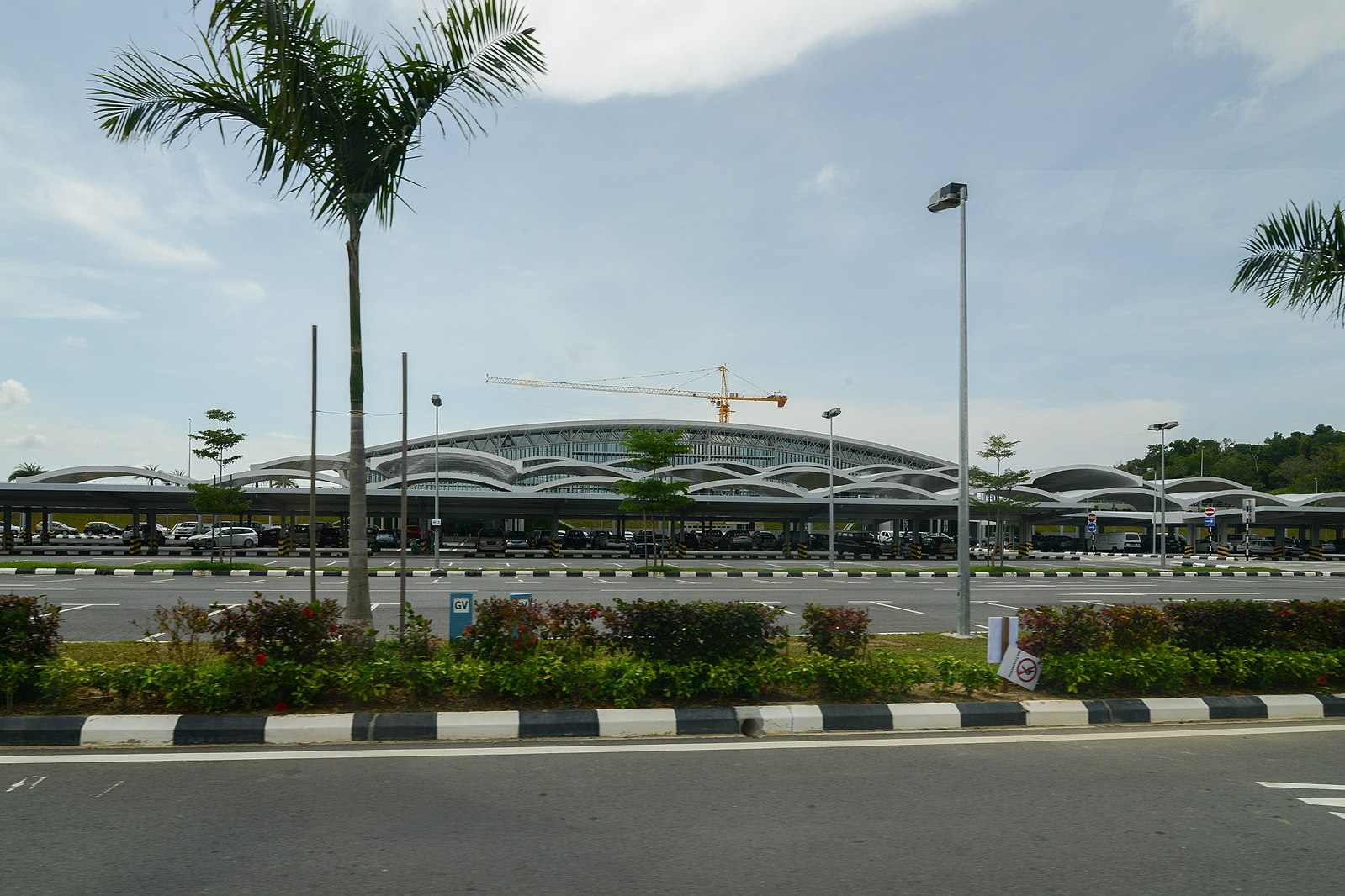 Brunei International Airport (BWN) is the main international gateway to Brunei.